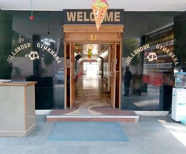 a restaurant of the gymkhana club will open from today