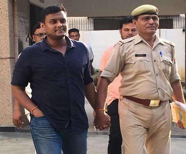 greater noida yadav singh s son sunny yadav falls gets sacked