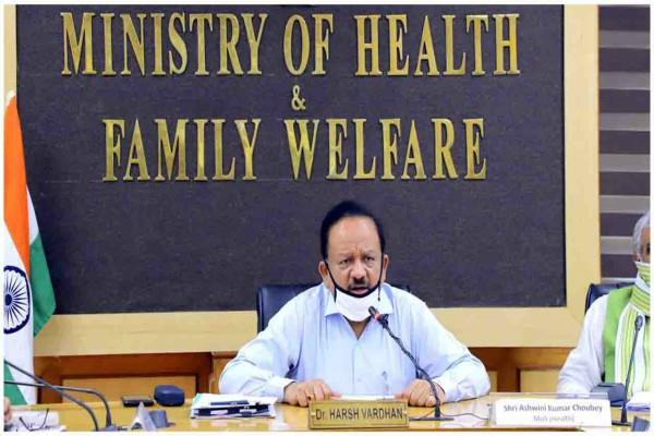 central govt aims to reduce corona mortality dr harsh vardhan