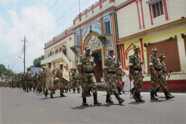 raw alert before ram temple bhumi pujan