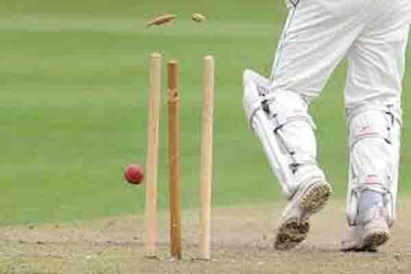 search in cricket bookie house in jammu