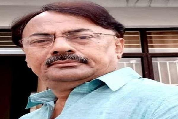 premchand mishra attacked on government