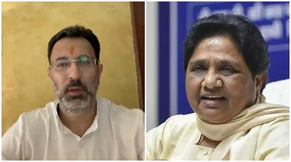 jitin prasad expresses gratitude to mayawati for tweeting on  brahmins