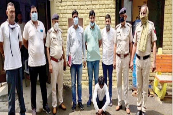 police got huge success arrested accused including drug traffickers