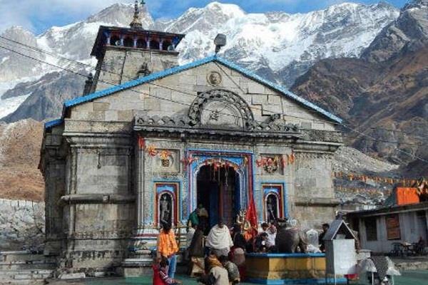 1476 devotees prayed in baba kedar dham