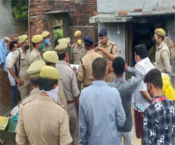 shivkumar sharma couple killed in bijnor