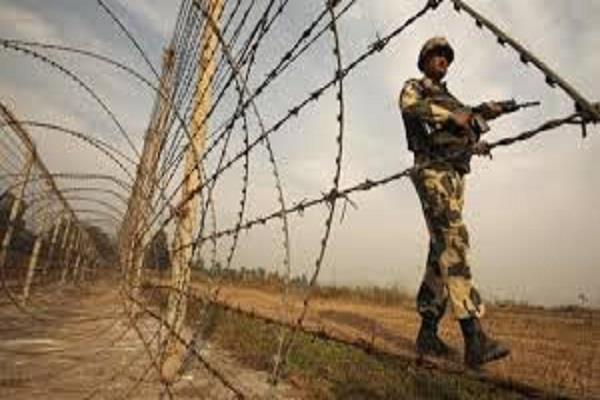 bsf soldier arrested