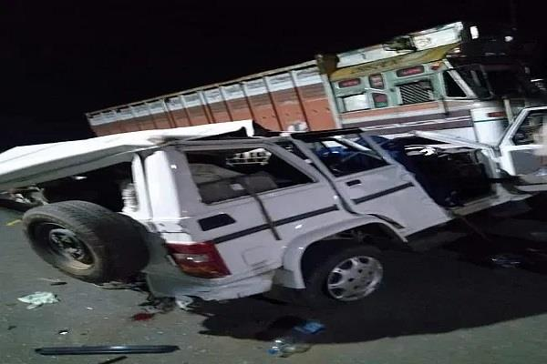 7 killed five injured in three separate road accidents