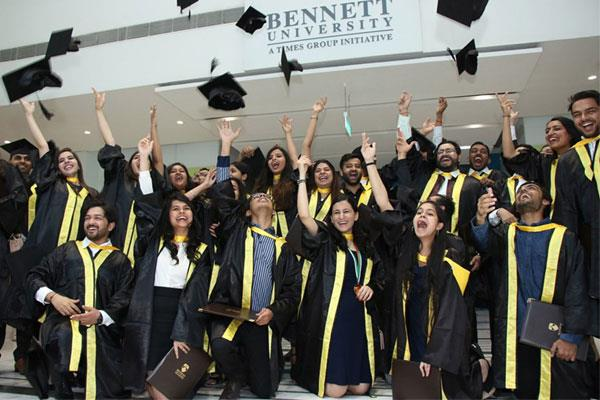 bennett university offers bca program data science and cloud computing skills