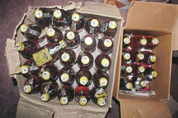 illegal liquor being sold indiscriminately speculative traders active