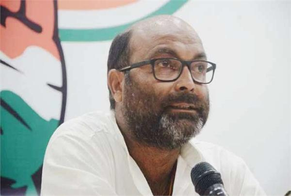 ajay kumar lallu says bjp used to spy on british earlier now in