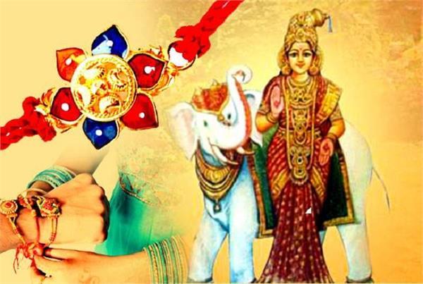 रक्षाबंधन कथाएं: इंद्रदेव ने अपनी पत्नी शची से क्यों बंधवाई थी राखी?