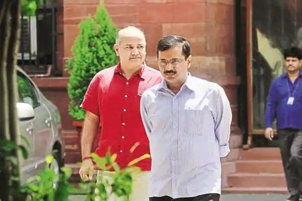 delhi hc rebuked kejriwal government