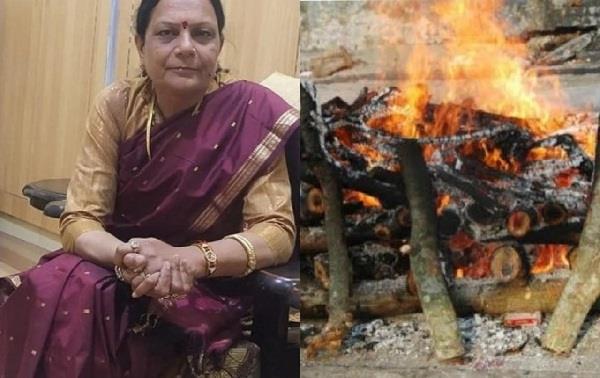 इंसानियत ऐसी भी...लावारिस शवों का अंतिम संस्कार कर रहीं लक्ष्मी गौतम