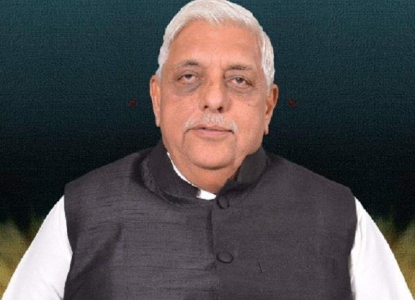 bjp leader ajay vishnoi s deceit speaks pain