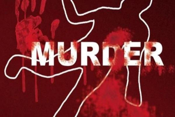 man brutally murdered in sirsa