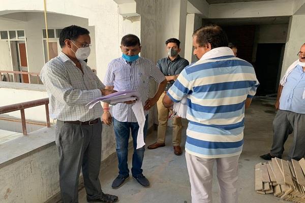 mini secretariat of sujanpur will give new identity to the area