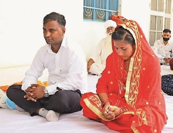 न दहेज, ना मेहमान नवाजी!  17 मिनट में हुई शादी, खर्च मात्र 2100 रु.