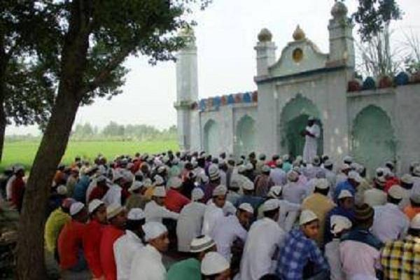 mosques in ayodhya giving message of communal harmony