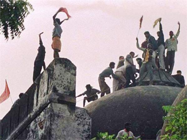 babri case accused shiv sena leader satish pradhan s statement recorded