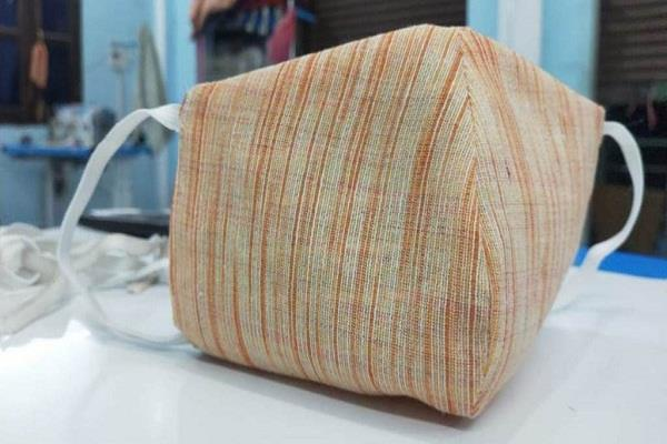 now buy khadi masks sitting at home online sales started