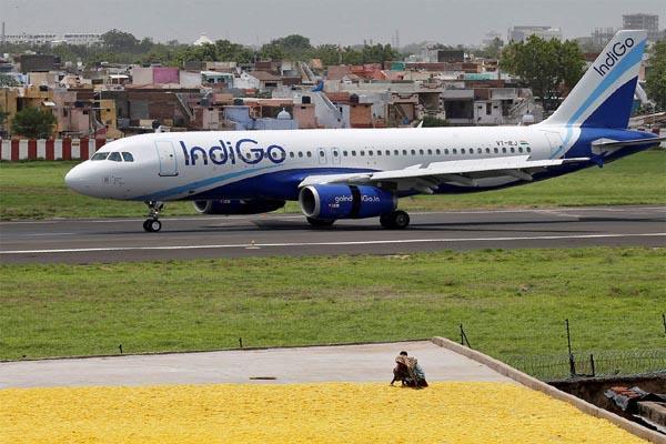 indigo lost rs 2 844 crore in first quarter