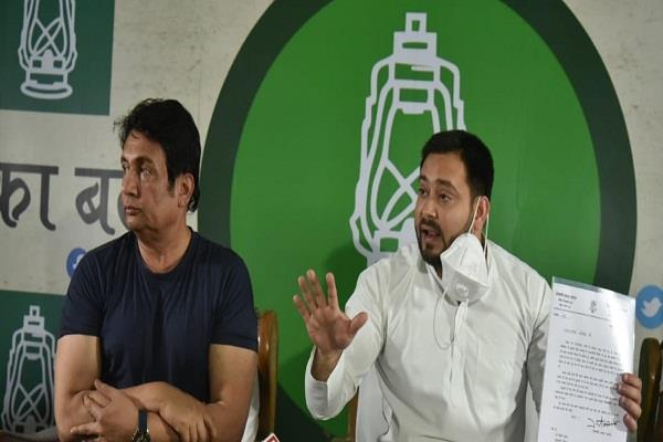shekhar suman launched a campaign to punish the guilty of sushant