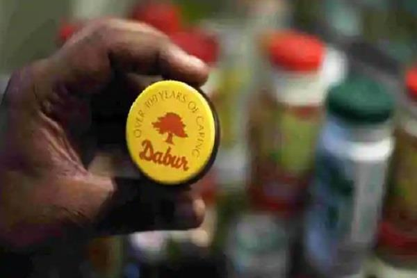 dabur s first quarter net profit down six percent to rs 341 crore