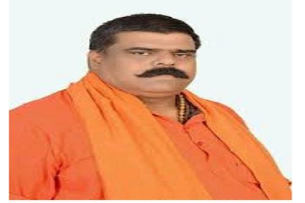former district head of hindu yuva vahini ajju hindustani dies from corona