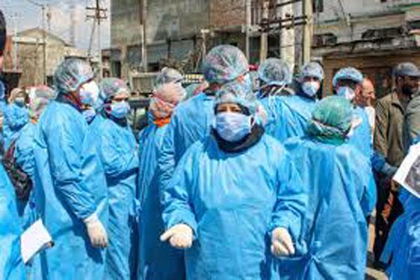 doctors appeal kashmiri to take covid 19 seriously