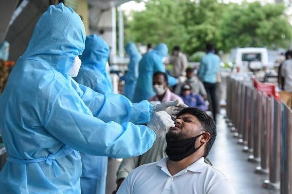 125 new cases of covid 19 in noida total number of infected 4904