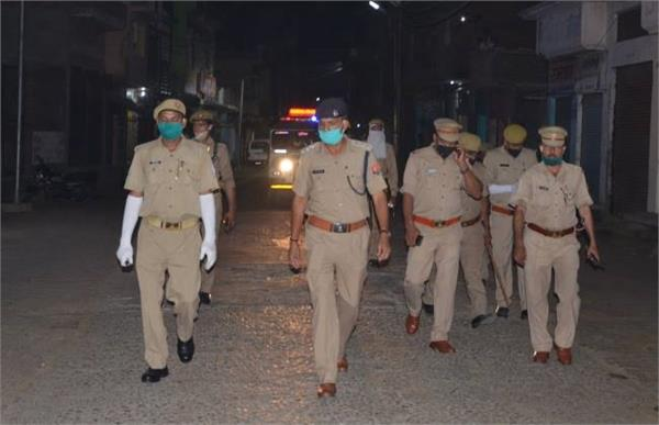 steady police alert regarding eid patrolling in sensitive areas