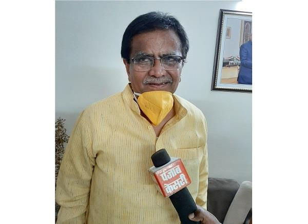 dhankar said how long will congress doing politics on basis of fiction