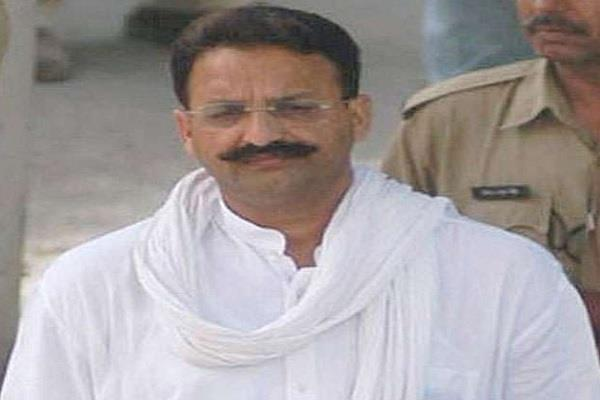 property worth rs 60 lakh attached to close and criminal of mukhtar ansari