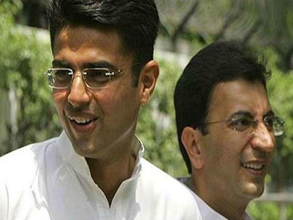jitin prasad in support of rebel sachin pilot in rajasthan congress worried