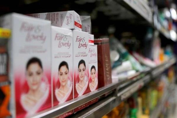 hindustan unilever changed the name to  fair and lovely  now  glow and lovely