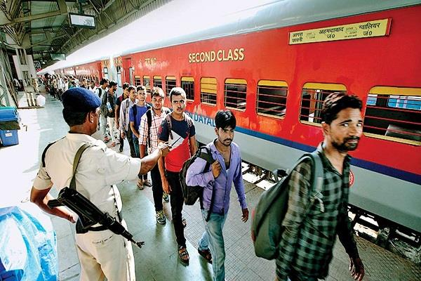 railways has created a unique device for social distancing