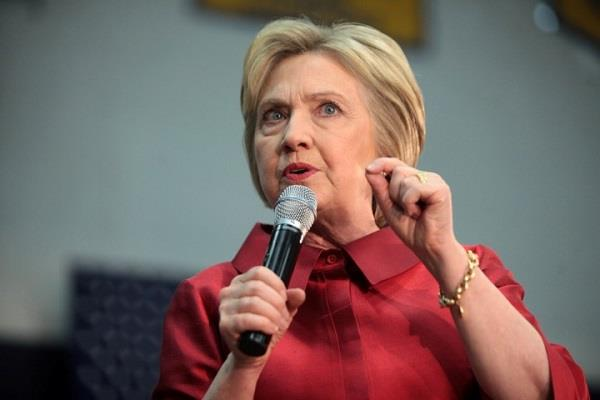 hillary blames trump administration for chinese aggression against neighbors