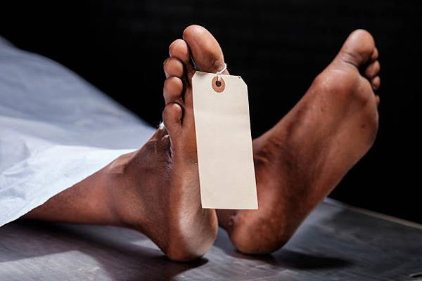 suspicious death of home quarantined person
