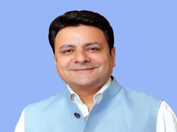 congress leader sudhir sharma