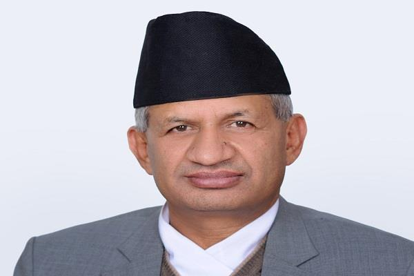 nepal s foreign minister accused the indian govt of not improving relations