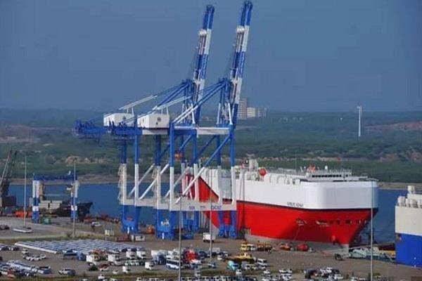 sri lankan government admitted mistake of leasing  hambantota port  to china