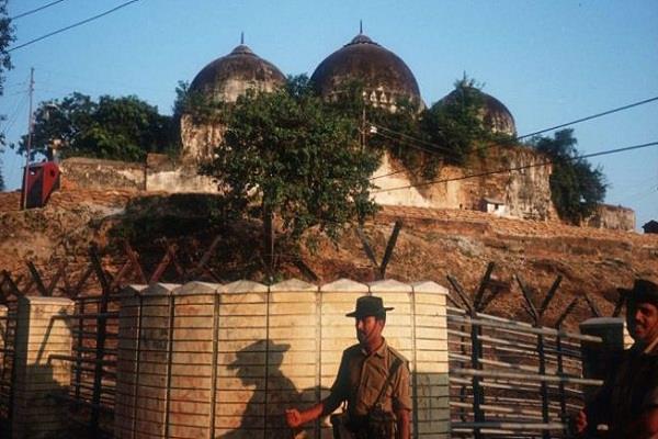ayodhya  aankhon dekhi  of 6th december