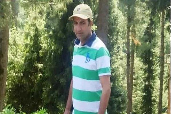bjp leader abdul hamid died in jammu and kashmir