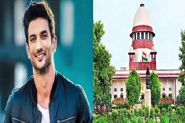 two more pils filed in supreme court for cbi investigation in sushant case
