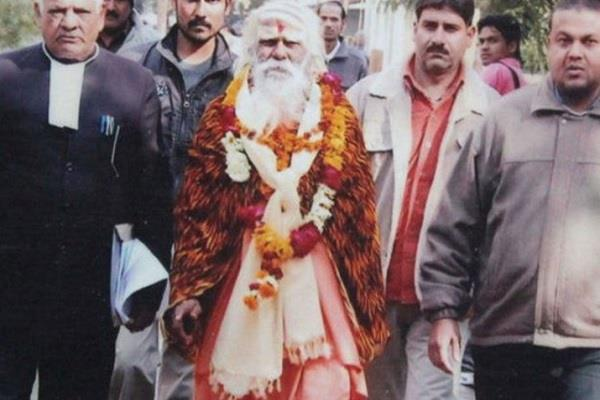 fakkar baba ramayani who contested 17 times in mathura died