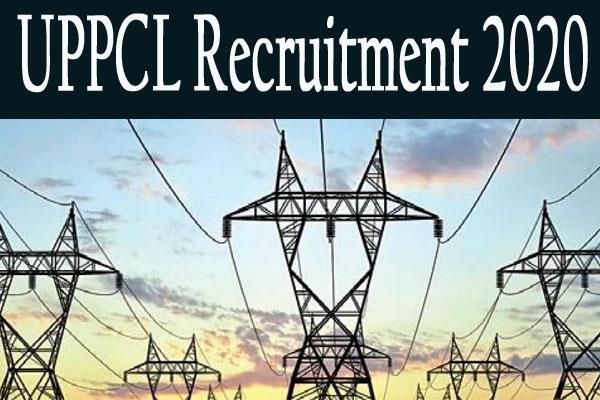 uppcl recruitment 2020 for 33 posts