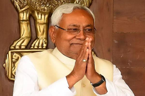 nitish thanked center for accepting cbi probe recommendation in sushant case