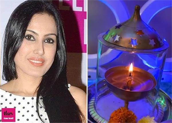 संजय दत्त के लिए काम्या पंजाबी ने जलाई अखंड ज्योति, जल्द ठीक होने की मांगी दुआ
