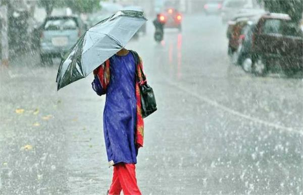 heavy rains in these states including punjab
